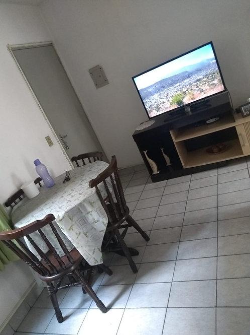 Apartamento - Jardim Mitsutani- 2 Dormitórios