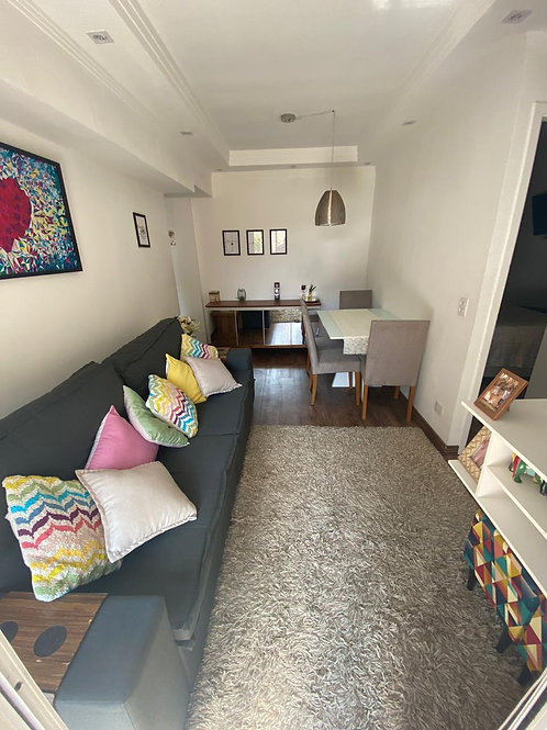 Apartamento - Jardim Casablanca - 2 Dormitório