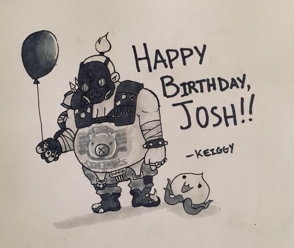 Happy Birthday, Josh! (2018)