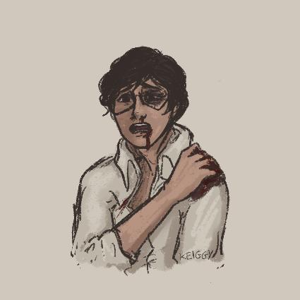 Luis Sketch (2020)