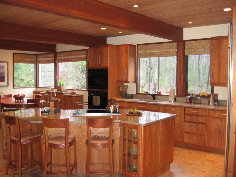 Deck House Kitchen