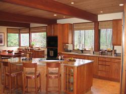 Deck House Kitchen