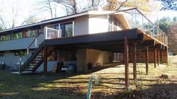 Deck House Deck