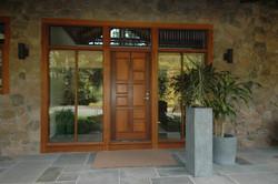 Deck House Home Door and Window