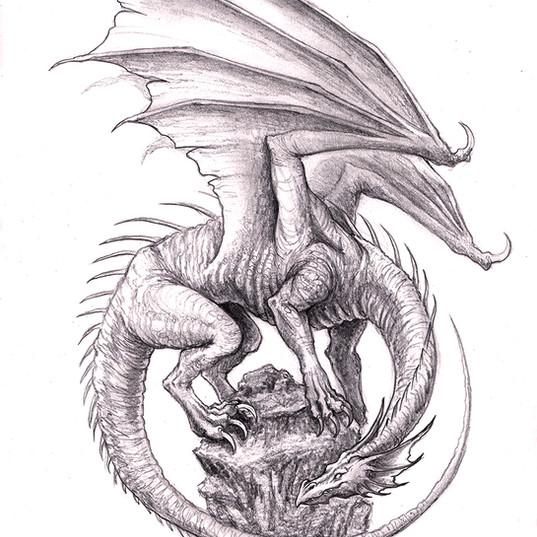 hunched dragon sm clcanadyarts.jpg