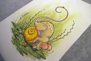 Snail and mouse