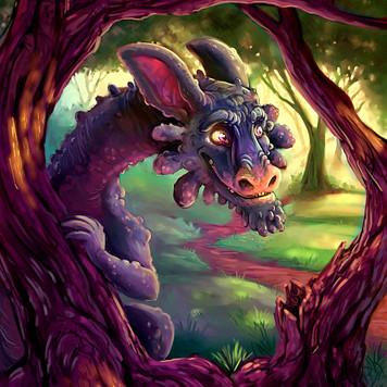 Lumpy Dragon