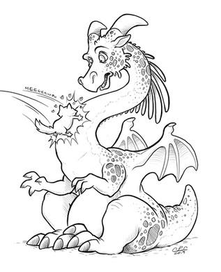 inktober 2019 day 12 dragon.jpg