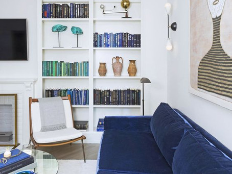 How to: Incorporate Vintage furniture in your home