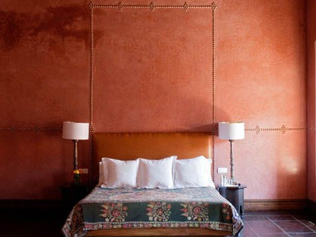 Get the look: Terracotta