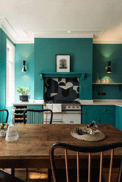 3. The Real Shaker Kitchen by deVOL