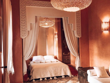 MOROCCAN RIAD | GET THE LOOK