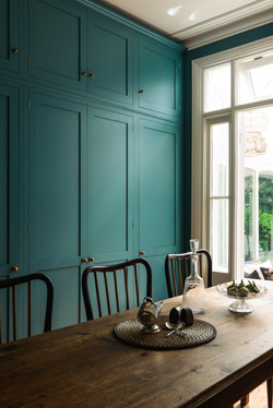 6. The Real Shaker Kitchen by deVOL