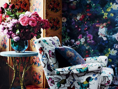 How to use pattern in your home