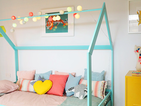 EVOLVING HOME | KIDS ROOM