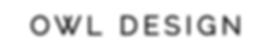 Owl Design Logo
