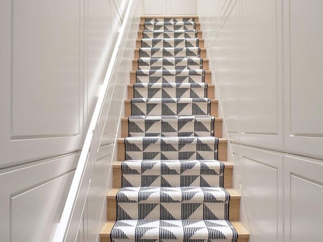 GET THE LOOK: STAIR RUNNERS