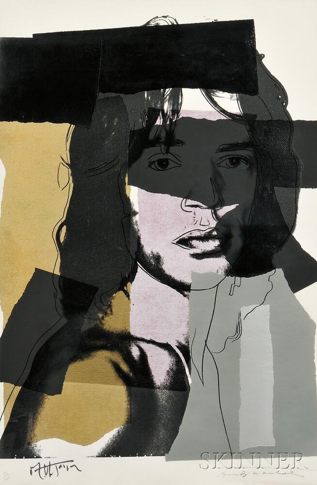 Mick Jagger (Skinners)