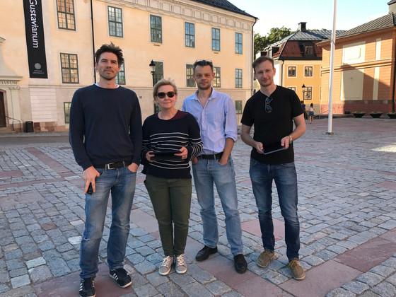 Uppsala municipality cultural heritage award