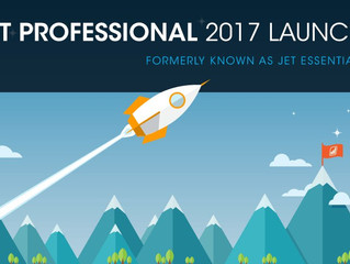 jet reports - going professional