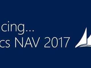 announcing NAV 2017
