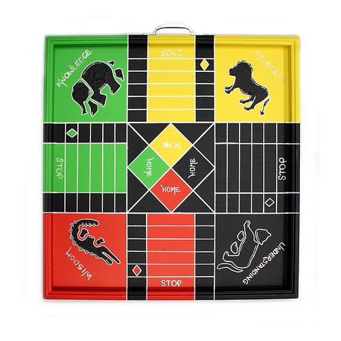 LUDI X GU - Animal Virtues Ludi Board