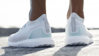 Adidas selling recycled shoes made from ocean waste!