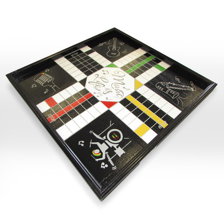 Hand Crafted Ludi Boards, Available on sale!