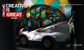 UK's Creative Industries are worth £84.1 billion per year to the UK economy