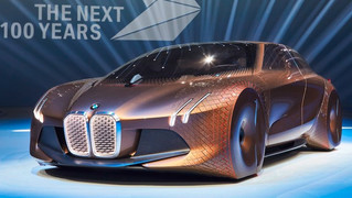 BMW Shape - Shifting Vision Next 100 Concept
