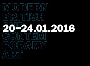 2016 London Art Fair... We're going to be there are you?