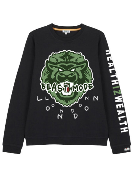 Health Iz Wealth - Beast Mode - Jumper
