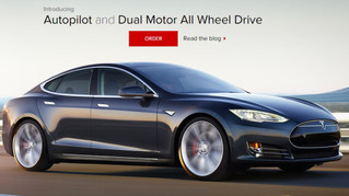 Elon Musk: Tesla cars will be able to cross US with no driver in two years