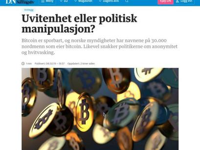 Uvitenhet eller politisk manipulasjon?