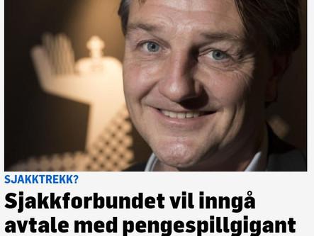 Sjakkstrategi for 42,5 millioner kroner