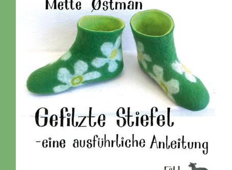 Filtede støvler - nu på tysk