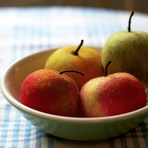 Filtede æbler