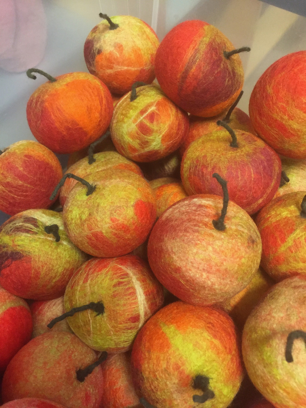 Æbler til forestillingen 'Dengang du var lille'