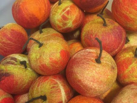 Æbler på Riddersalen