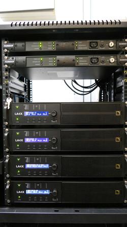 Sanctuary LAX4 amplified processors