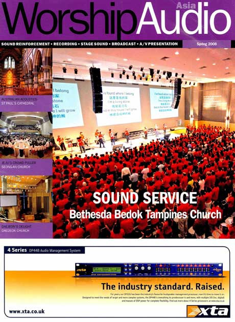 Bethesda Bedok Tampines Church