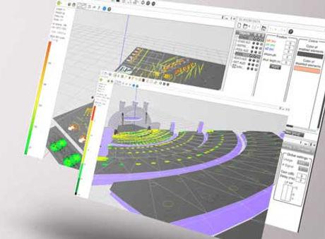 L-Acoustics Soundvision Design