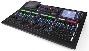 Allen and Heath Mixers