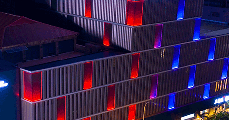 Architecture Effects Lighting