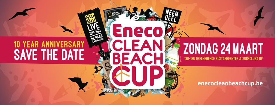 Oway Partner@Eneco Clean Beach Cup
