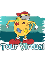 Personagem Aquerella Park - Tour Virtual