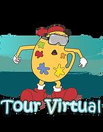 Personagem Aquerella Park - Tour Virtual