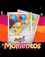 Personagem Aquerella Park - Momentos