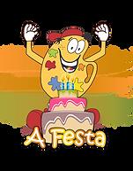 Personagem Aquerella Park - A Festa