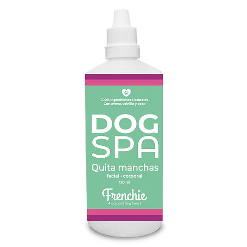 Dog Spa - Quita Manchas 120 ml